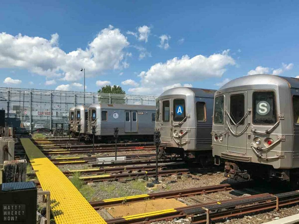 The best directions to rockaway beach is to take the A train and then the S shuttle.