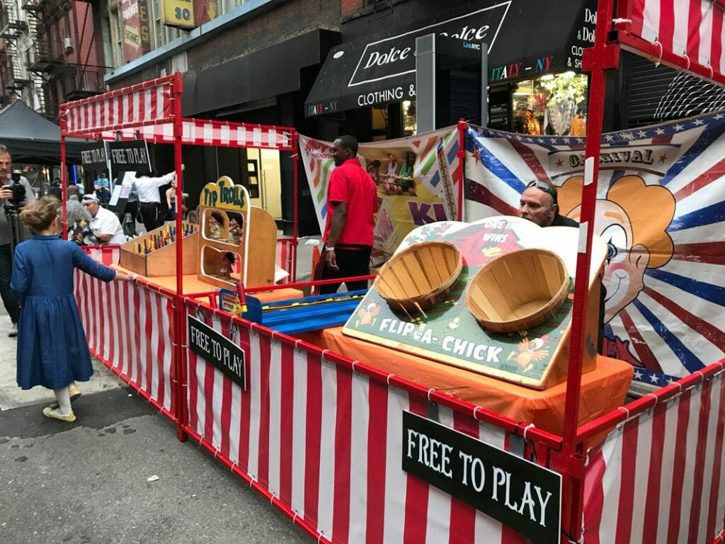 Pickle Day NYC is about pickes, fun and partying