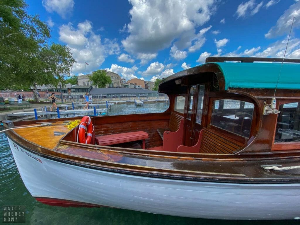 Take the mail boat for a unique way to see Lake Skaneateles