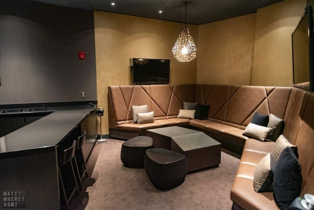 Barclay Center has a private room for Jay-Z